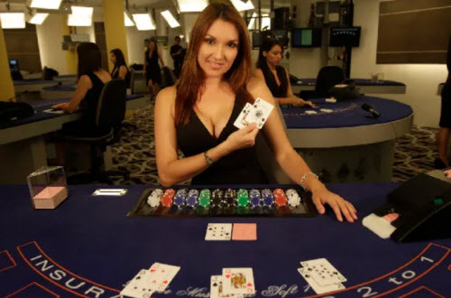 Live Blackjack casino online