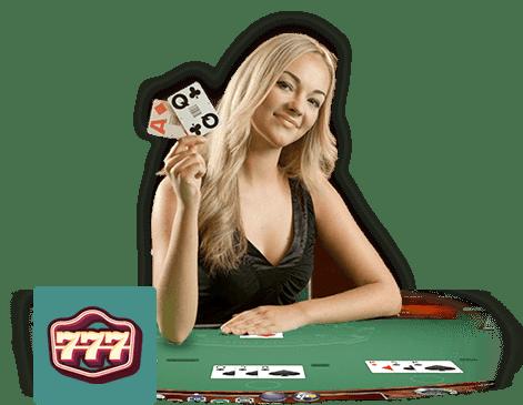 777 Casino Live Dealers